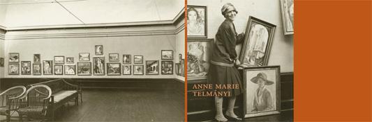 Smudsomslag - Anne Marie Telmanyi, 2016